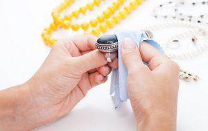 Mücevher Temizleme Ve Bakım Yöntemleri