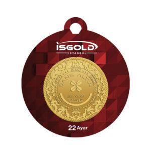 0,5 Gram Altın