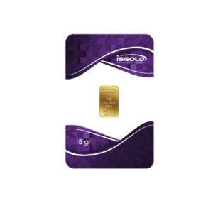 5 Gram Külçe Altın