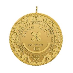 1 Gram Altın