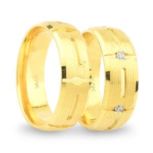 Mısra Altın Alyans 1008