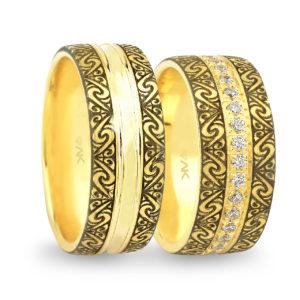 Mısra Altın Alyans 1009