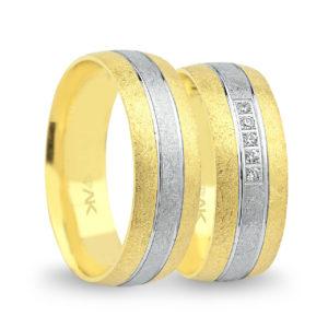 Mısra Gümüş Alyans 1022-G