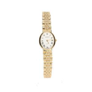 14 Ayar Altın Kadın Saati