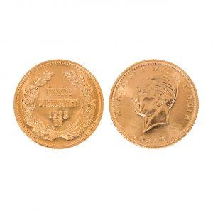 Ata Lira (Cumhuriyet) 22 Ayar Altın