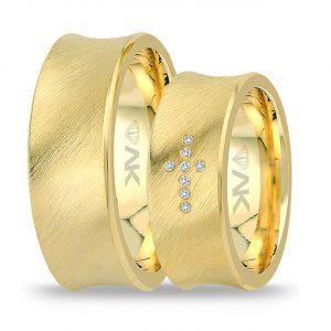 Mısra Altın Alyans 021