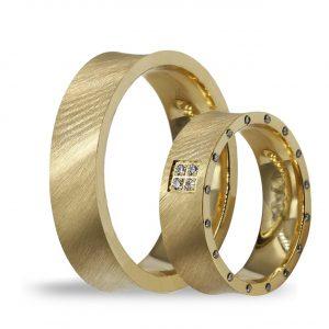 Mısra Altın Alyans 070