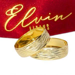 Elvin Süper Ligth Altın Alyans