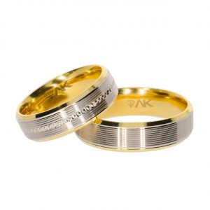 6mm Elvin Altın Alyans 150